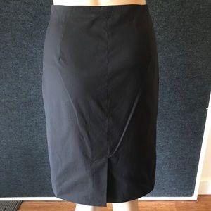 Prada Skirts - Prada black pencil skirt sz 10 (UK sz 44)